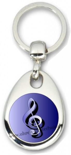 Schlüsselanhänger EW600blau