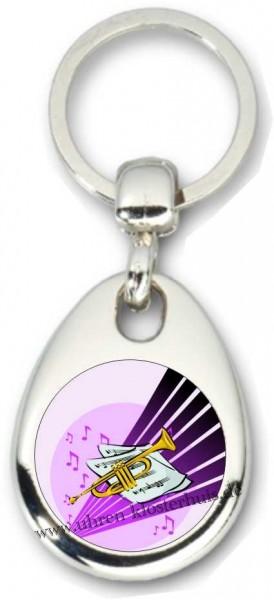 Schlüsselanhänger EW602violett