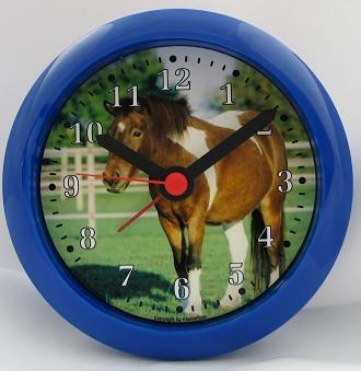 Wecker mit Pferdemotiv 3
