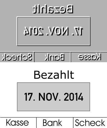 Ersatztextplatte Colop Classic 2160