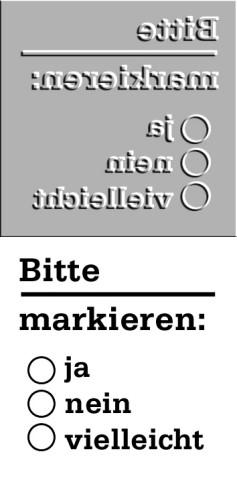 Ersatztextplatte Colop Printer Q24
