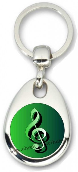 Schlüsselanhänger EW600grün