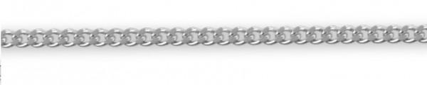 Panzerkette Silber 42+3cm