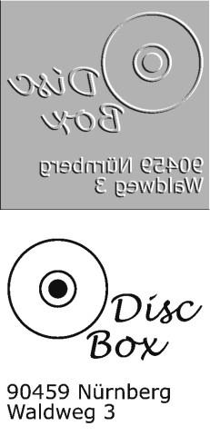 Ersatztextplatte Colop Printer Q30