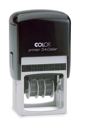 Printer 54-Dater