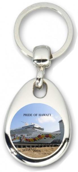 Schlüsselanhänger Pride of Hawaii