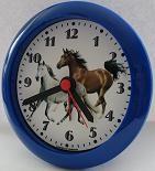 Wecker mit Pferdemotiv 1