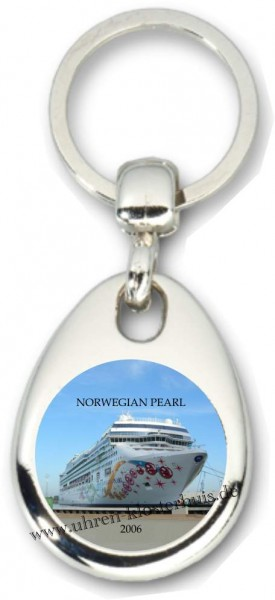 Schlüsselanhänger Norwegian Pearl