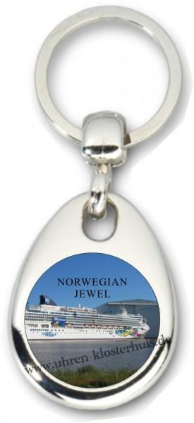 Schlüsselanhänger Norwegian Jewel