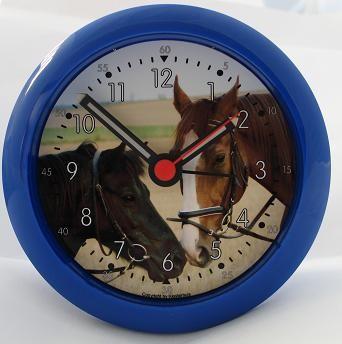 Wecker mit Pferdemotiv 2