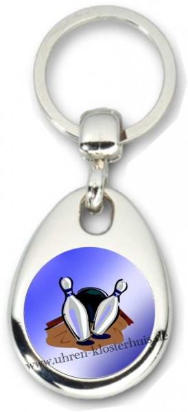 Schlüsselanhänger EW202blau